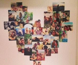couple, love, and photo image
