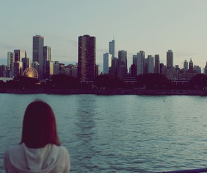 america, beautiful, and chicago image