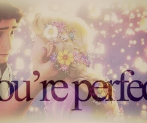 love, perfect, and tangled image