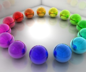 bells, colourful, and cool image