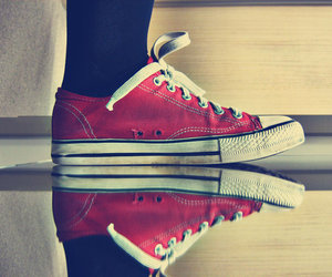 converse, Dream, and foot image