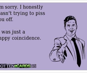 ecards, funny, and sorry image