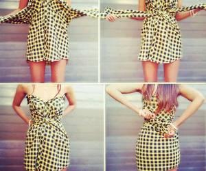 dress and diy image