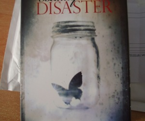 abby, beautiful disaster, and book image