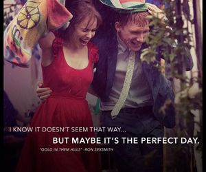 about time, domhnall gleeson, and rachel mcadams image