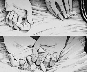always, couple, and hold your hand image