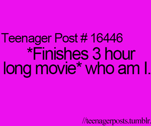 funny, movie, and teenager post image