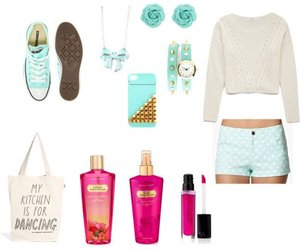 clothing and Polyvore image
