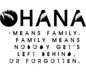 disney, quote, and ohana image
