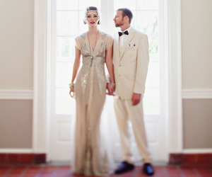 Baz Luhrmann, bride, and inspiration image