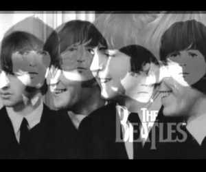 beatles and in my life image