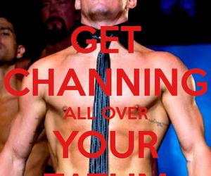 channing, channing tatum, and lol image