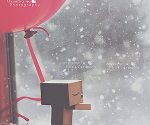 cold, danbo, and kawaii image
