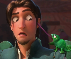 disney, tangled, and funny image