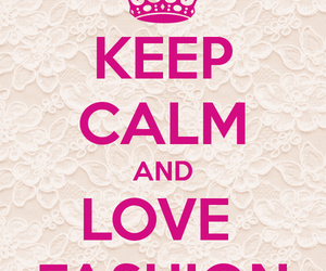 fashion, calm, and keep calm image
