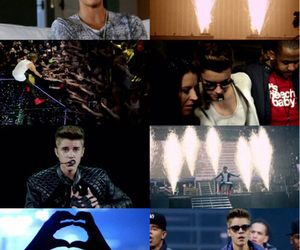 believe movie, justin, and justin bieber image