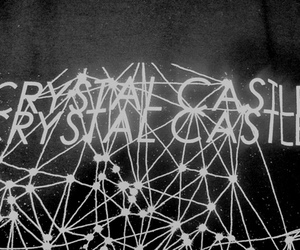 Crystal Castles and uk image