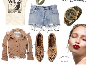 fashion, jacket, and outfit image