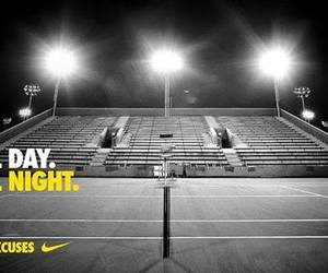tennis, nike, and sport image