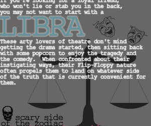 bad, astrologies, and Libra image