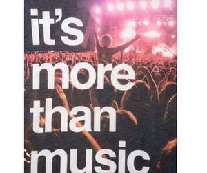 music, concert, and life image