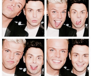 cute couple, olly, and jaymi image