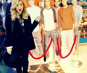 perrie edwards, one direction, and little mix image
