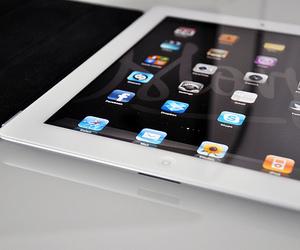 apple, luxury, and ipad image
