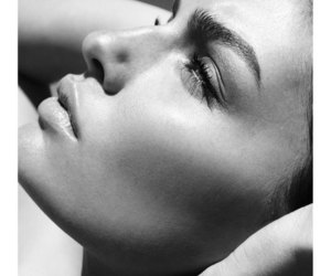 alyssa miller, beautiful, and blackandwhite image