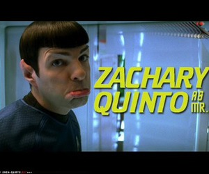 hot man, zachary quinto, and cute image