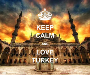 turkey and mosque image