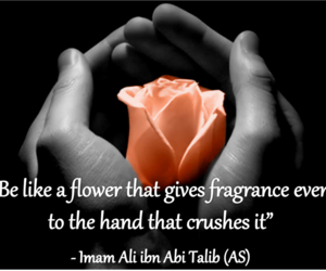 flower, fragrance, and islam image