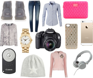 canon, iphone, and juicy couture image