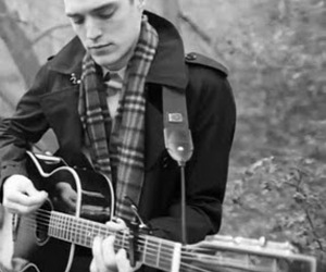 acoustic, cold, and guitar image