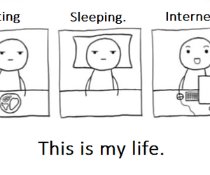 life, me, and cute image
