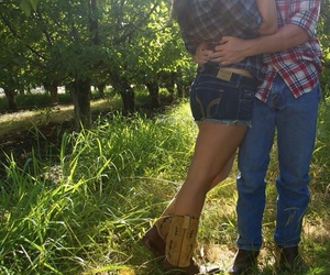 country and love image