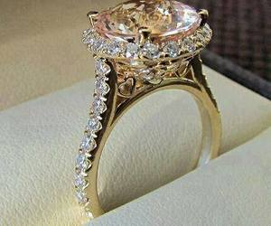 diamonds, engagement, and rings image