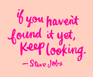 quotes, Steve Jobs, and life image