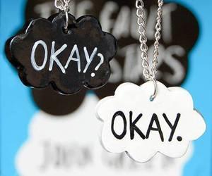 book, okay?, and okay image