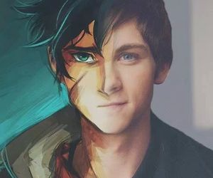 percy jackson, logan lerman, and percy image