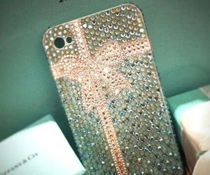 iphone, tiffany, and case image