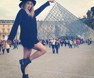 fashion, ciara, and paris image
