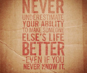 life, better, and quote image