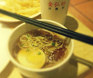 cold, food, and korean image