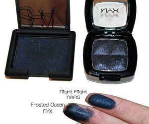 dupe, blue, and nars image
