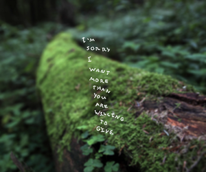 quote, love, and nature image