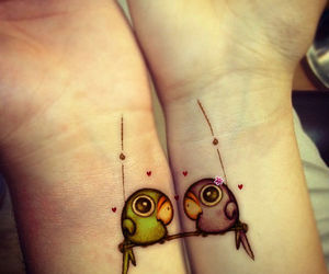 :3, endless, and tattos image