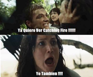 shout, katniss, and today image