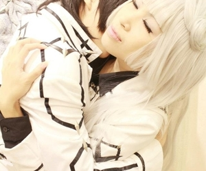 anime, vampire knight, and cosplay image