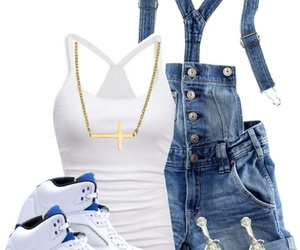 clothes, style, and jordan image